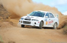 James Betts Wins Trinidad & Tobago Rally Club's Maiden Event