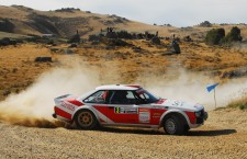 Neal Bates wins Rally of Ottago
