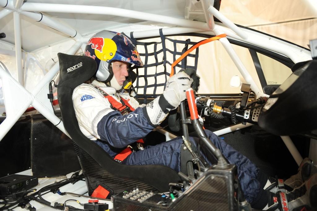 Kris Meeke Rallycross