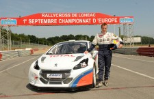 Meeke to Make RallycrossRX Debut