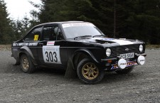 Sensational Entry for Opening WWRS RAC Rally Championship