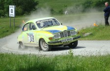 Psychedelic Saab Set For Pirelli Historic