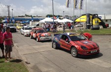 40+ For Sol Rally Barbados Returnees