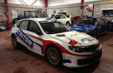 McKinstry Buys S14 Impreza WRC!