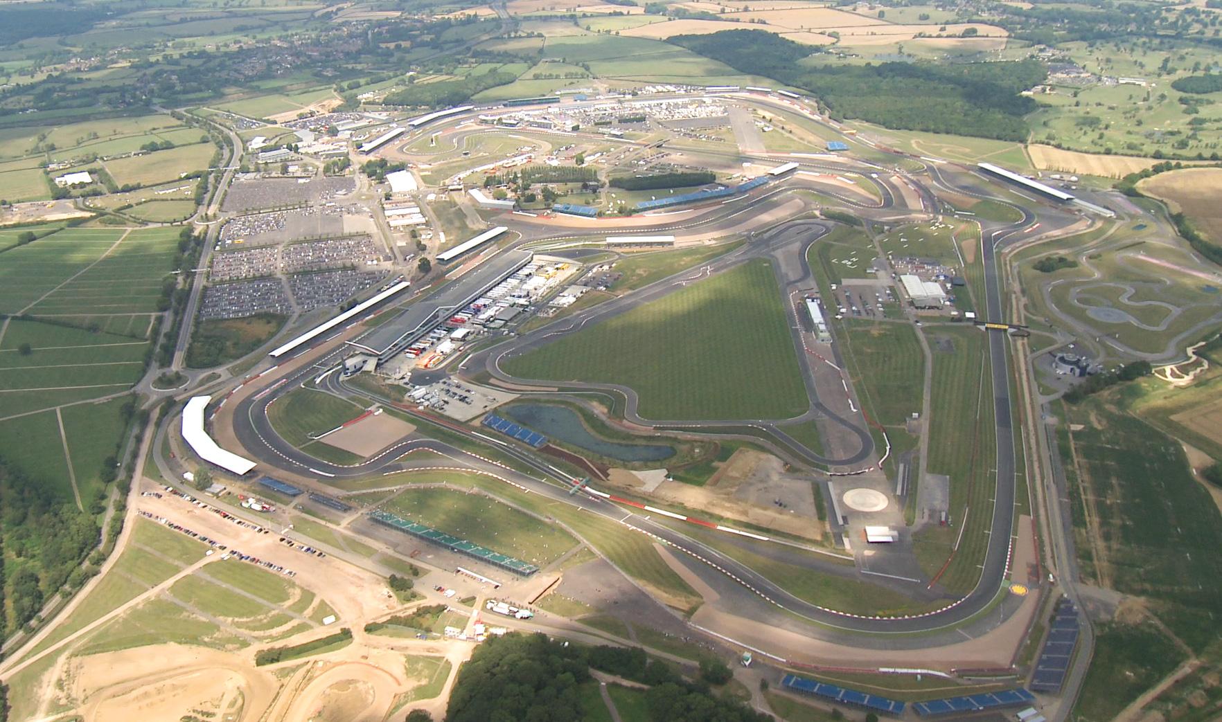 Go Motorsport Live! Set for Silverstone