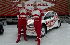 Tunnocks World Rally Team Launched
