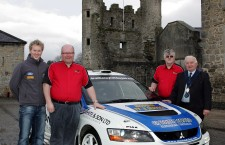 Ulster Rally Sails Into Fermanagh