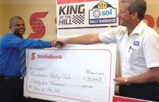 Scotiabank Backs King of the Hill